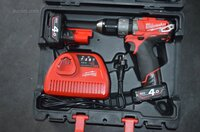 Image 0 of 1 accu boor schroefmachine milwaukee m 12 cpd, 2 b...