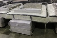 Image 1 of 1 boxspring classic - 900 x 2000mm materiaal: ...
