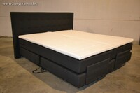 Image 2 of 1 elektrische boxspring - 1600 x 2000mm materi...