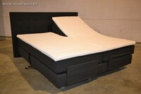 Image 0 of 1 elektrische boxspring - 2000 x 2000mm materi...
