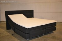 Image 1 of 1 elektrische boxspring - 2000 x 2000mm materi...