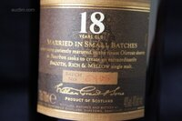 """Image 2 of 1 fles whisky glenfiddich """"married in small batche..."""