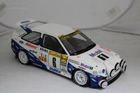 Image 1 of 1 modelauto ford escort rs cosworth 4x4 rmc 1994