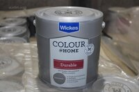 Image 0 of 185 potten muurverf wickes colour@home durable