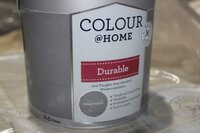 Image 1 of 185 potten muurverf wickes colour@home durable