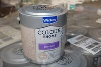 Image 0 of 198 potten muurverf wickes colour@home kitchen