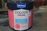 Image 0 of 198 potten muurverf wickes colour@home