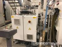 Image 0 of 4-laags 90° transportband na de snijmachines