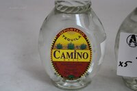 Image 0 of 5 flessen tequila camino real, 35%, 700ml