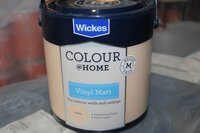 Image 0 of 77 potten muurverf wickes colour@home