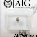 Certified diamond: 0.31ct - 1pcs