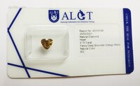 Image 1 of Certified diamond: 0.75ct - 1pcs