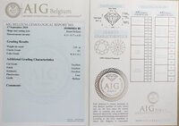 Image 4 of Certified diamond: 2.05ct - 1pcs