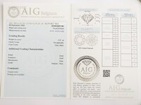 Image 4 of Certified diamond: 4.52ct - 1pcs