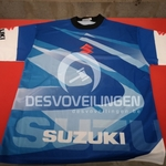 Cross shirt suzuki xl
