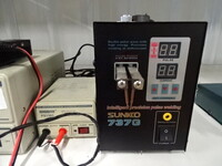 Image 1 of Dc regulated power supply/pulse welding (3pc)