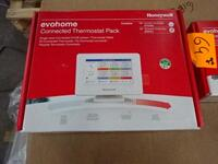 Image 0 of Evohome connected thermostat pack honeywell