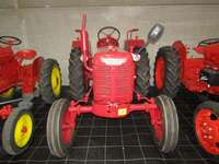 Image 1 of International farmall dgd-4 (chass.84737)