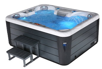 Jacuzzi's king spa