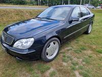 Image 0 of Mercedes s320