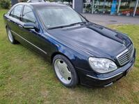 Image 11 of Mercedes s320