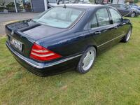 Image 22 of Mercedes s320