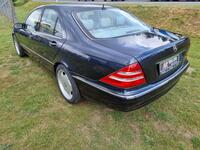 Image 24 of Mercedes s320