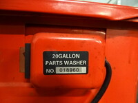 Image 2 of Parts washer atlas 20 gallon