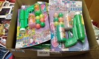 Image 3 of Party bal pistolen game per doos
