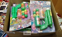 Image 0 of Party bal pistolen game per doos