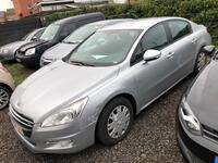 Image 0 of Peugeot 508 - 2012