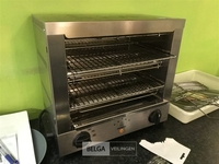 Image 1 of Rvs toast-grill