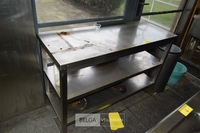 Image 0 of Rvs werktafel