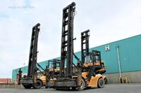 Sany sdcy100k7g-t container handler