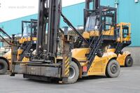 Image 11 of Sany sdcy100k7g-t container handler