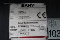 Image 30 of Sany sdcy100k7g-t container handler