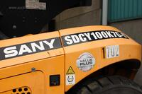 Image 28 of Sany sdcy100k7g-t container handler